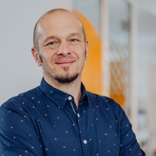 INVERS Support Team Denis Wüst