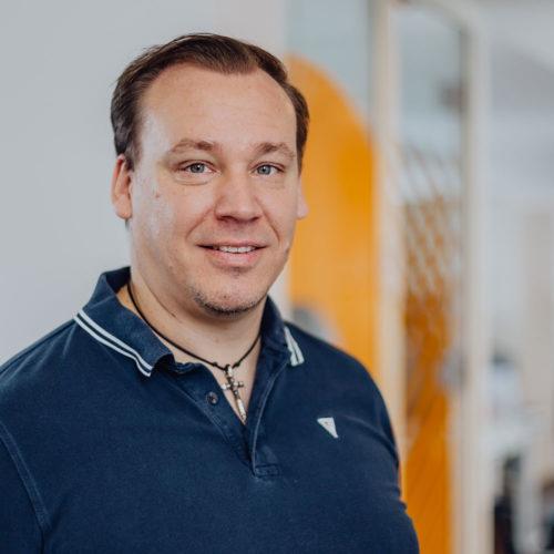 INVERS Support Team Dirk Hartmann