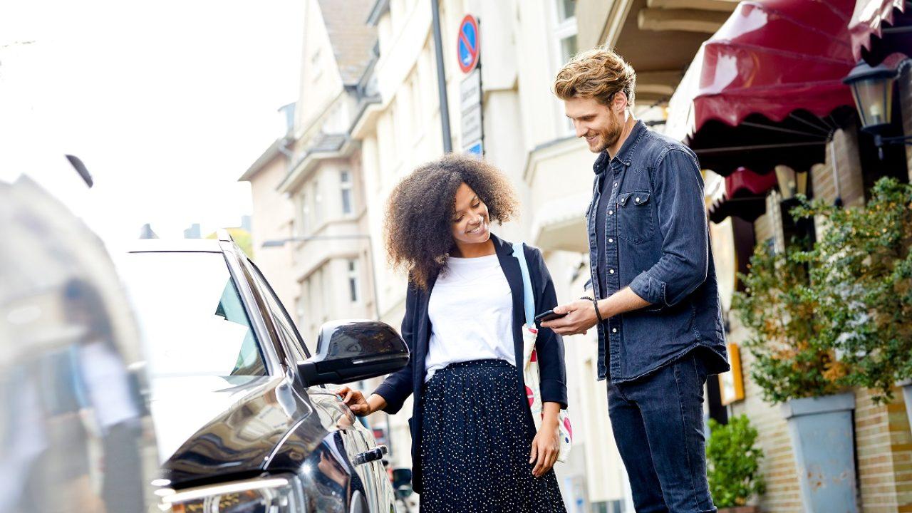 carsharing growth
