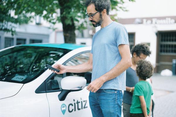 citiz carsharing