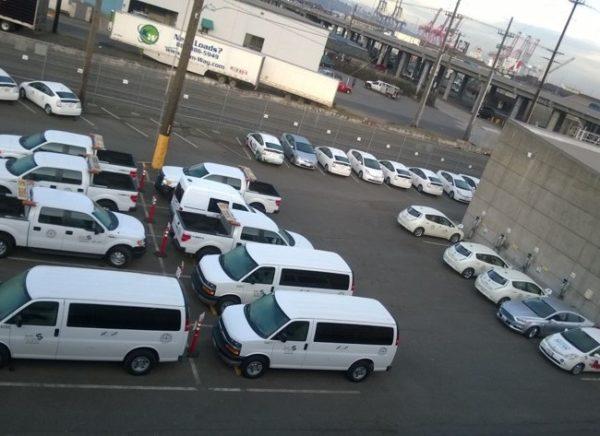 settle city light parked fleet